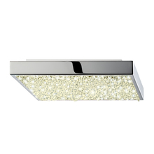 "Sonneman 2569.01 - 10"" Square LED Surface Mount"
