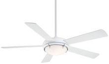 "Minka-Aire F603-WH - COMO™ - 54"" CEILING FAN"
